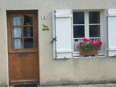 Façade sur rue - Gîte - PHILBICHE Augusta - L' Aulnoise - MS140