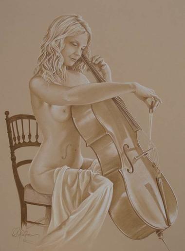 Le Violoncelle J Coladon