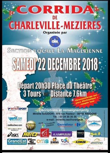 Corrida de Charleville-Mézières