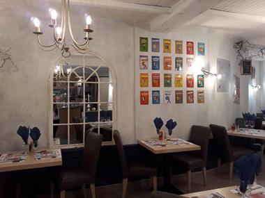 """Restaurant """"La Déesse"""""""