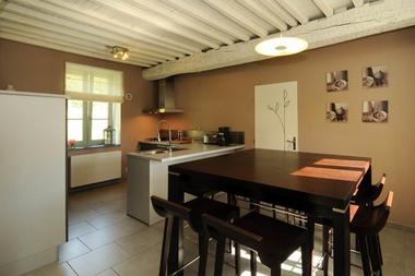 Chambres d'hôtes en bord de Meuse, proche de Givet et de la Voie Verte, piscine - Rancennes - Ardennes