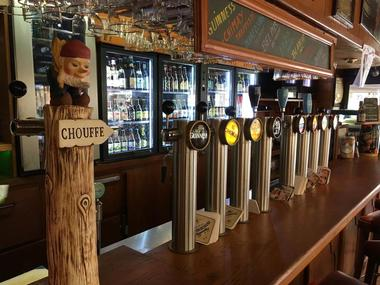 Le Flamand tireuses à bières
