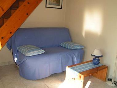 """Clévacances - Meublé 56MS0688 - """"Maison Erdeven avec piscine dans résidence"""" - Erdeven - Morbihan Bretagne Sud"""