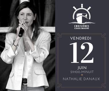 Soirée concert Nathalie Danaux