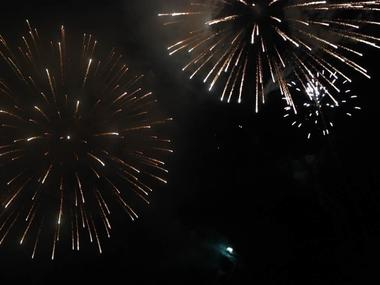 Feu d'artifice Fest'in Haybes