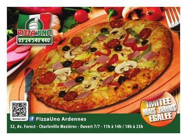 """Pizzeria """"Pizza Uno"""""""
