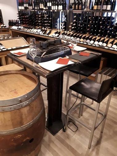 les goûteurs de vin
