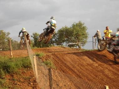 Moto Cross Laguépie