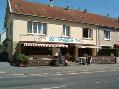 "Restaurant ""La Galejade"""