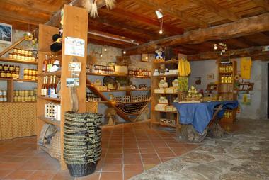 Boutique musée du miel
