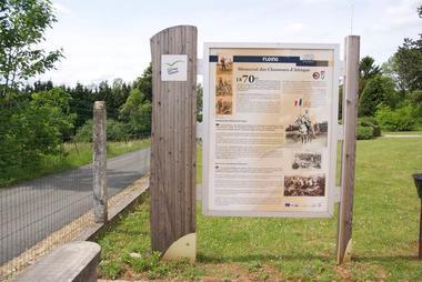 Mémorial des chasseurs d'Afrique