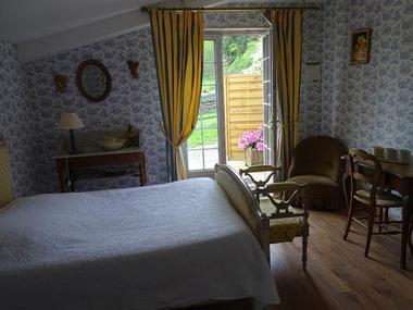 Chambres d'Hôtes n°9948 - Chambre Pommier