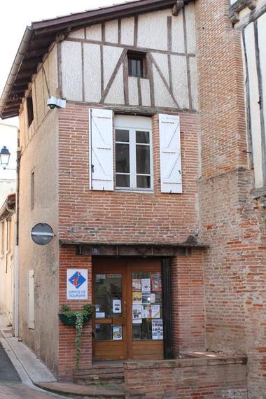 L'office de Tourisme de Verdun sur Garonne