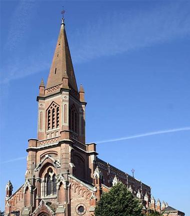 Église Saint-Orens de Villebourbon à Montauban