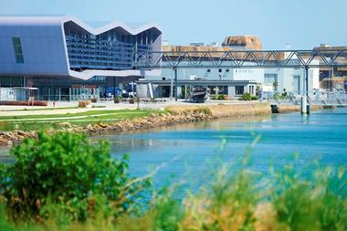 Cité de la Voile - Eric Tabarly - Lorient - Morbihan - Bretagne - Sud