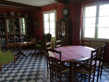 Chambres d'Hôtes n°9948 - Salle à manger