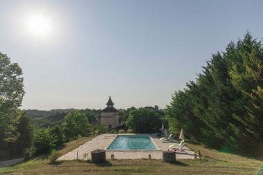 CABANE SPA PELLA ROCA - piscine