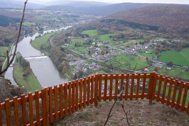 "Point de vue ""La roche à Fépin"""
