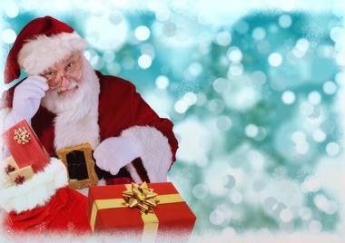 Rencontre le Père Noël
