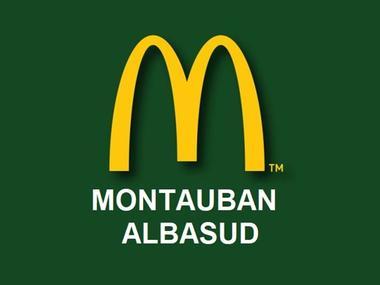 Mc Donald's Albasud Montauban Tarn-et-Garonne