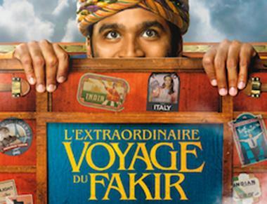 """Cinéma de plein air """"L'extraordinaire voyage du fakir"""""""