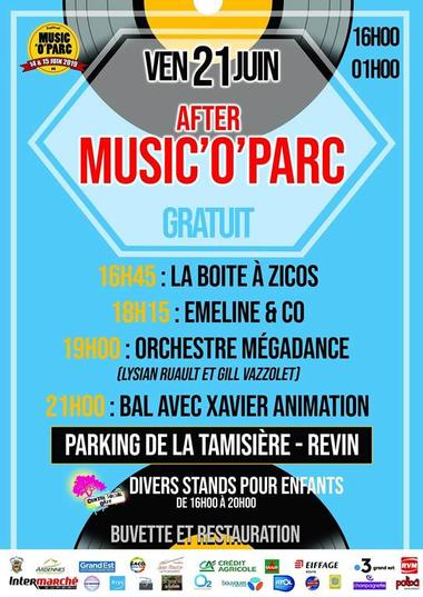 After Music'O'Parc