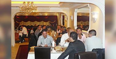 """Restaurant """"Le Palais Dervich"""""""