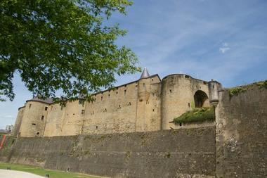 Château Fort : Le Bagne
