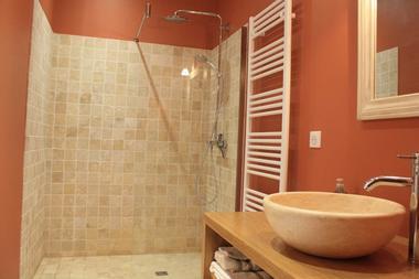 """salle de bain """"Pierre de Lomagne"""""""
