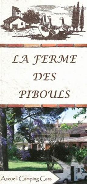 Aire de camping-car Ferme des Pibouls