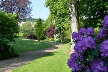 Château et parc de Josselin - Morbihan Bretagne Sud 4