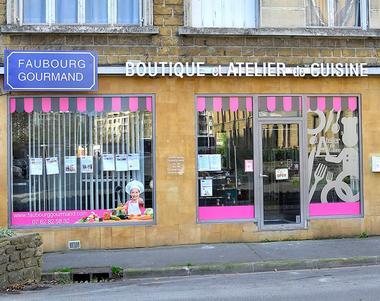 façade faubourg gourmand