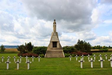 Cimetière militaire français de Sillery