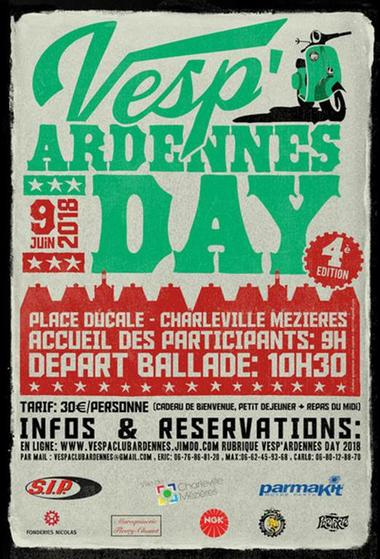 Vesp'Ardennes day