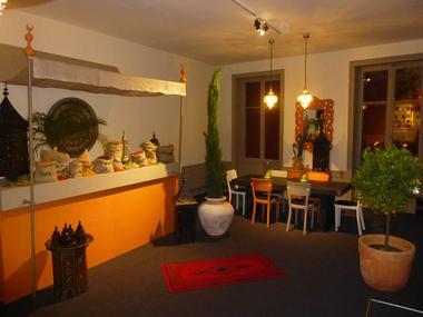 """Restaurant """"Le Riad Essalam"""""""