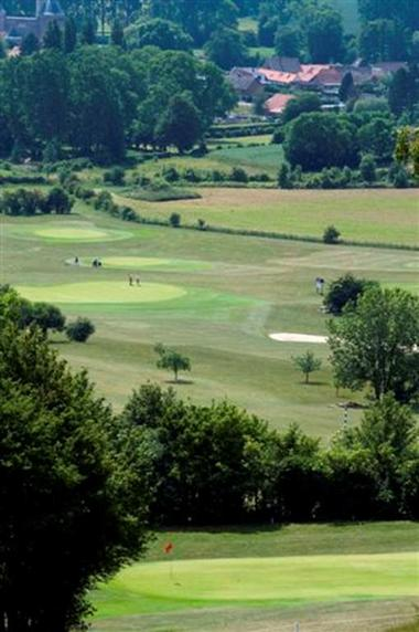 Golf 9 trous - Parc d'Olhain