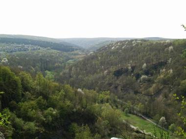 Point de vue Camp Romain