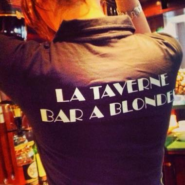 La taverne - Bar à blondes