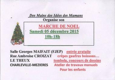 Marché de Noel du Theux
