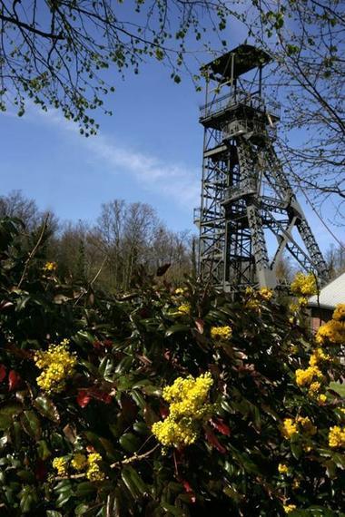 Chevalement du Vieux II - Marles-Les-Mines