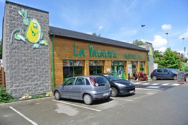 La Pataterie - Bruay-La-Buissière