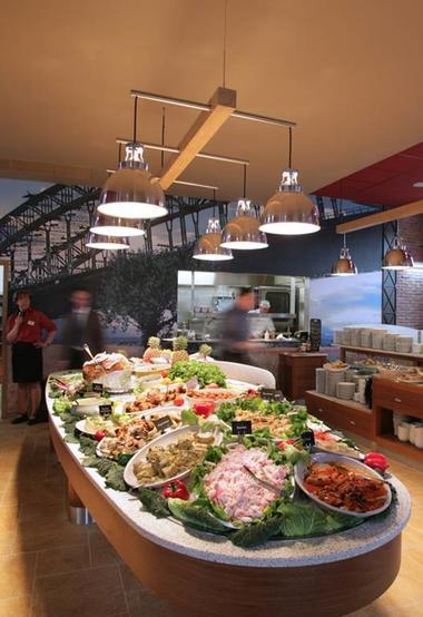 Crocodile Restaurants - Bruay-La-Buissière