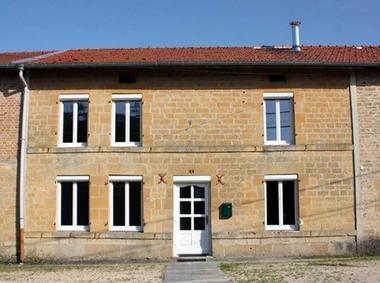 Gîte de la Héronnière : façade avant