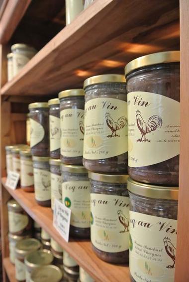 La Ferme Bouchart - Le Foie Gras de l'Artois - Chocques