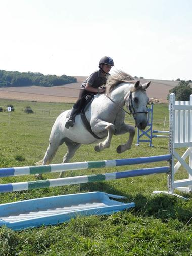 Poney-club du lieudit de Bussy