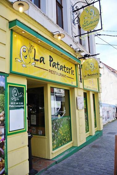 La Pataterie - Béthune
