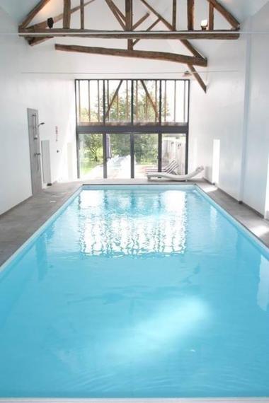Gîte n°402 - Piam-Piam : piscine