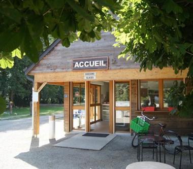 Camping La Samaritaine - l'Accueil