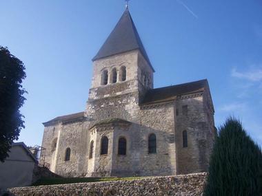 Eglise Saint-Remy de Sacy