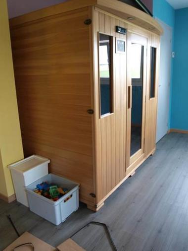 Gîte Brinchette sauna